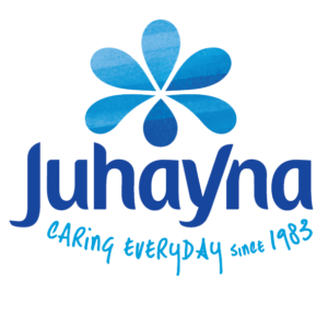 Juhayna logo English